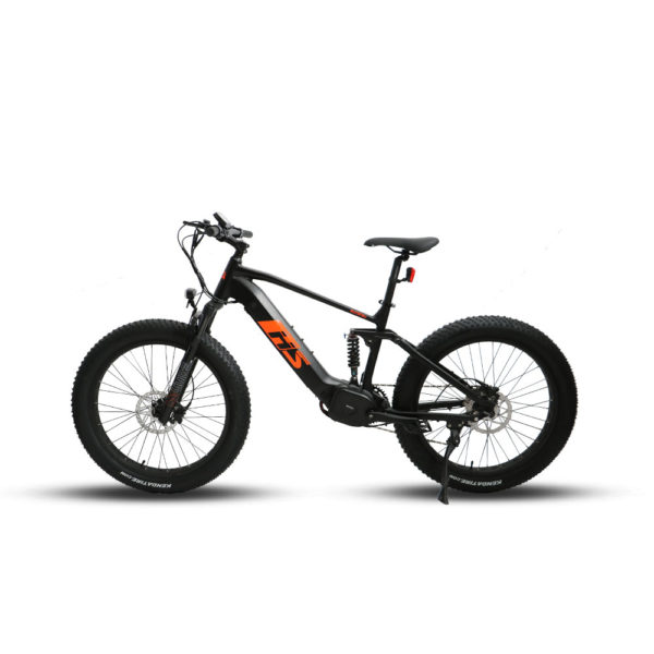 eXcursion Fat Tire 1000W EMTB