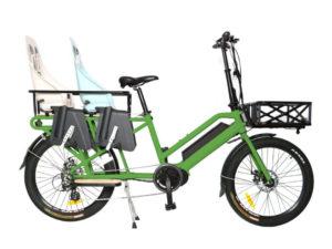 Electric Cargo/Utility Bikes