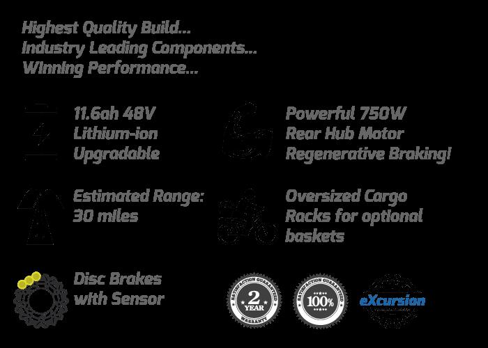 Cargo Max eBike Details Placard