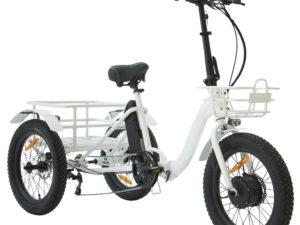 Electric Trikes - 3 Wheel eBikes