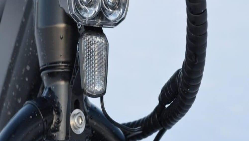 FAT Tire AWD eBike Headlight