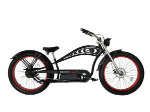 Micargi Cyclone Deluxe Fat Tire eBike