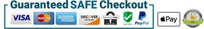 safe checkout badge