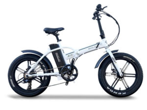 EMOJO LYNX PRO Sport Fat Tire Folding eBike