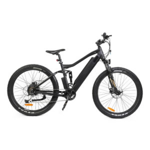 eXcursion Full Suspension Hunting Electric Mountain Bike