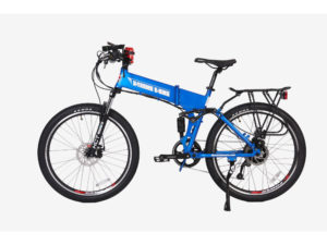 X-TREME Baja Folding Electric Mountain Bike