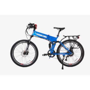 X-TREME Baja Folding Electric Mountain Bike