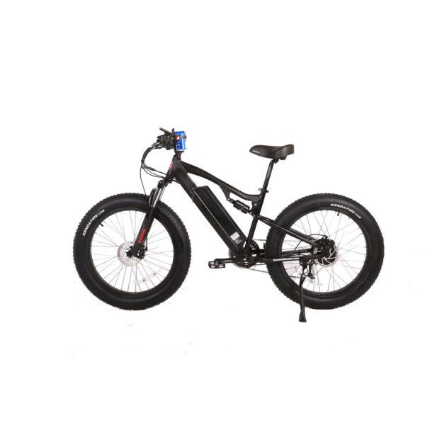 X-TREME Rocky Road Fat Tire Electric Mountain Bike