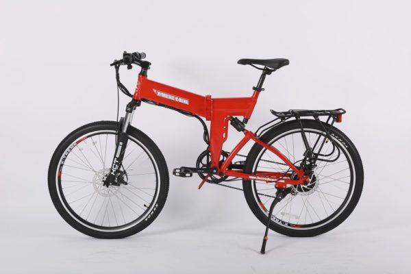 X-TREME X-Cursion Elite Max Folding Electric Mountain Bike