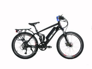 Rubicon 48V Mountain Bike Black L