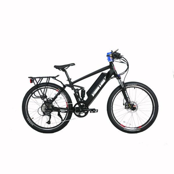 Rubicon 48V Mountain Bike Black L