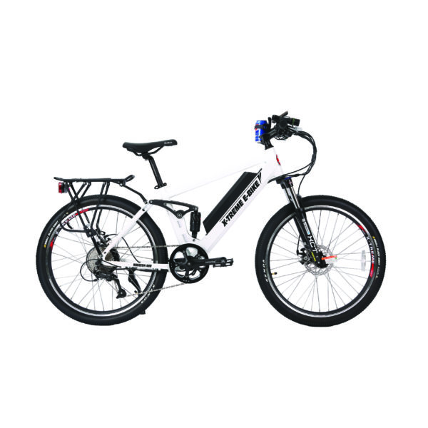 Rubicon 48V Mountain Bike White L