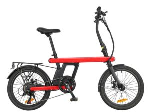 eXcursion Z1 City Commuter eBike