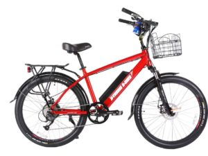 eXcursion X-TREME Laguna Cruiser eBike