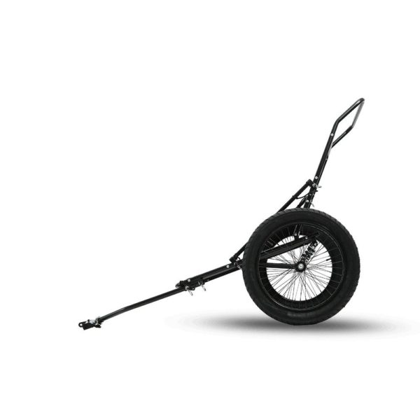 eXcursion Dual Wheel eBike Trailer