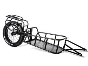 eXcursion Single Wheel eBike Trailer