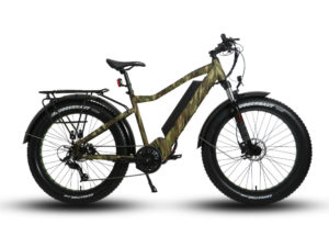 eXcursion FAT HD Electric Mountain Bike