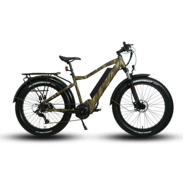 eXcursion FAT HD Electric Mountain Bike