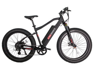 Predator electric mountain bike