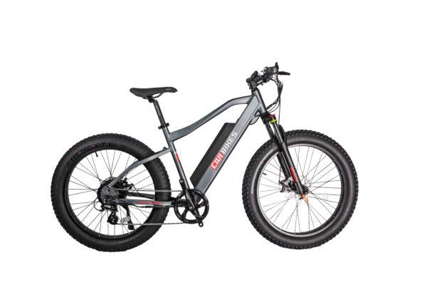 Predator electric mountain bike
