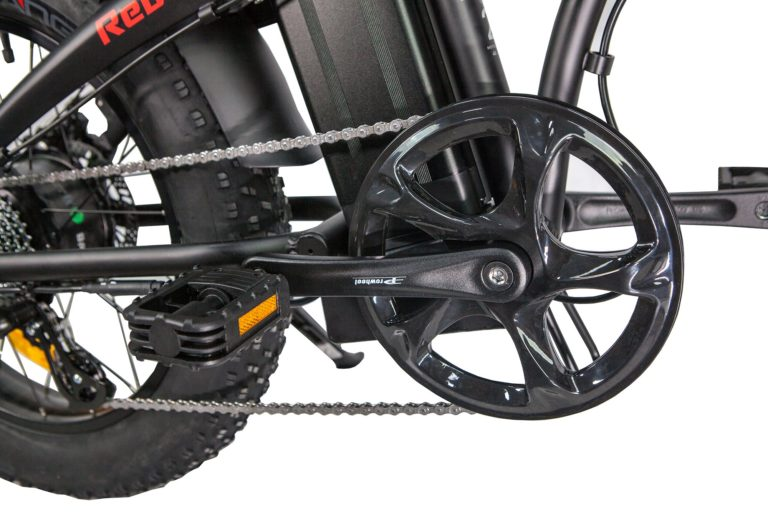 Rebel Folding Fat Tire eBike