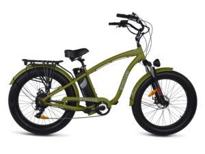 American Electric Steller Crossbar Army Green