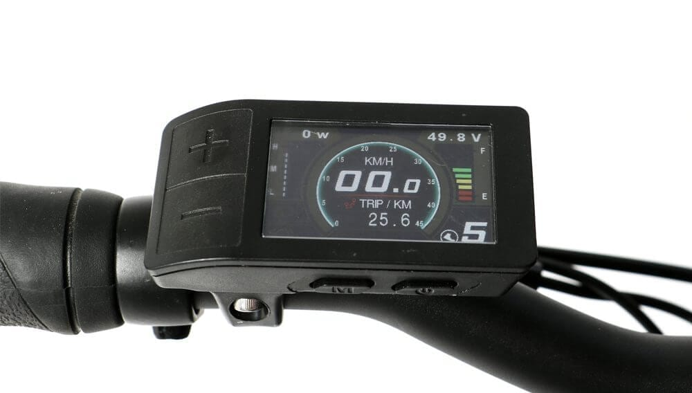 Cargo Max eBike Color Display