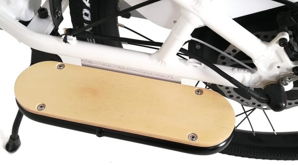 Cargo Max eBike Foot Rest