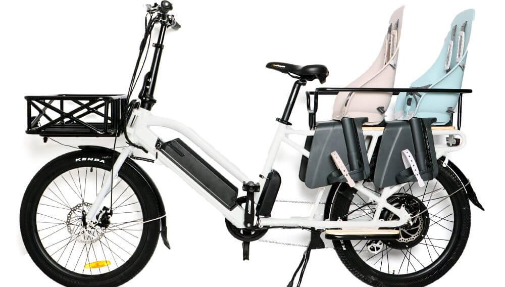 Cargo Max eBike Optional Basket Kit
