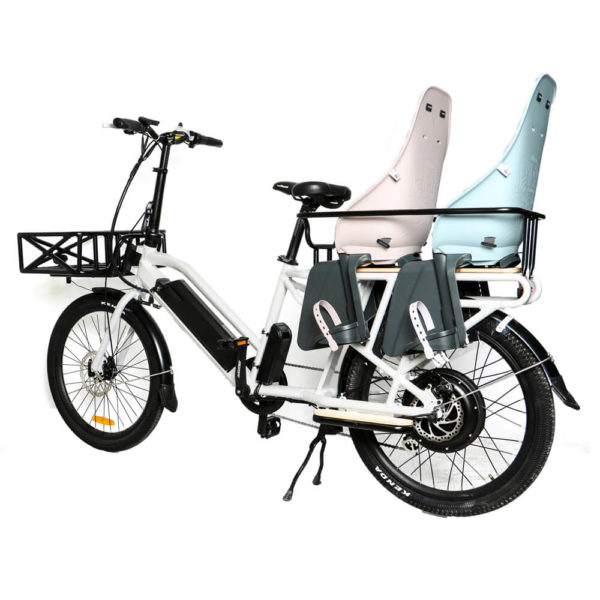 Cargo Max eBike Left Baskets