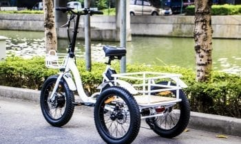 Electric Trikes Canal Rear