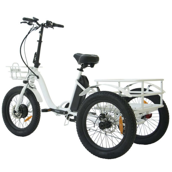 Electric Trike Left