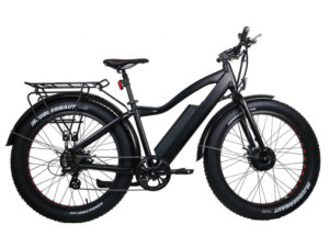 FAT Tire AWD eBike Right