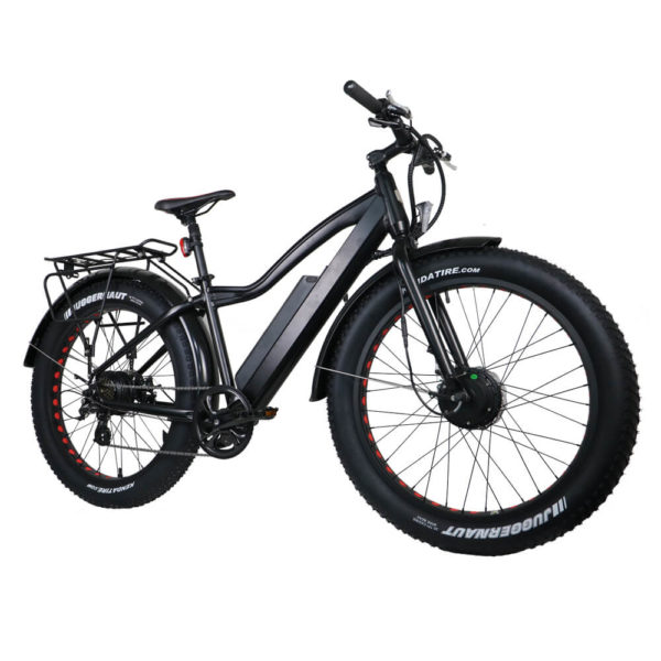 FAT AWD eBike Right Front
