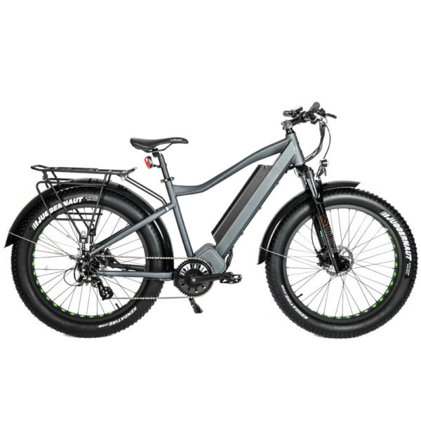 FAT HS HD eBike GRY Right