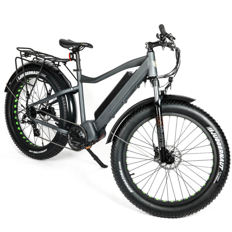 FAT HS HD eBike GRY Front Brakes
