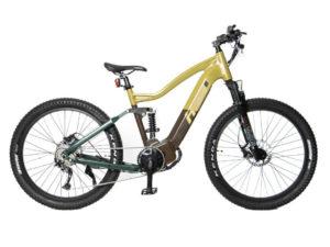 Electric Mountain Bikes - EMTB