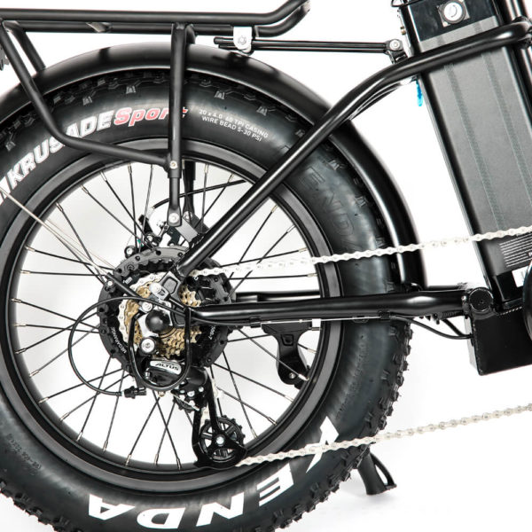 FAT Tire MN 20 eBike Motor