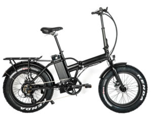 FAT Tire MN 20 Folding eBike Right