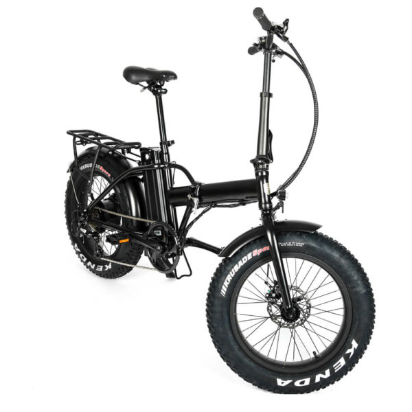 FAT Tire MN 20 Folding eBike Tires