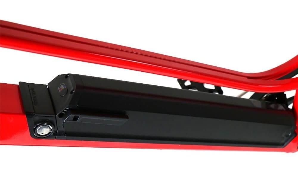 TorQ eBike Red Battery